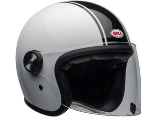 Casque BELL Riot Rapid Gloss White/Black taille L - 844bfd7f-d2b4-4be2-96a4-1734bfddef46