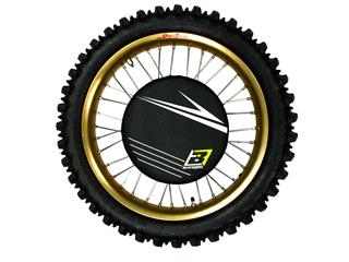 BLACKBIRD Brake Discs Protection Black