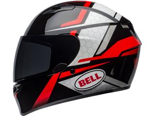 BELL Qualifier Helmet Flare Gloss Black/Red Size XL - 84d0eede-f31f-4742-9f45-5bd6d13194b2