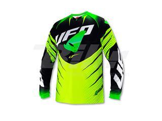 Camiseta UFO Voltage verde fluor talla XXL MG04378DFLUXXL