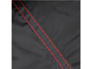 Housse de protection extérieure BIHR compatible bulle haute et Top Case noir taille S - 84e47565-005f-4a58-a1c8-10a3f5222809