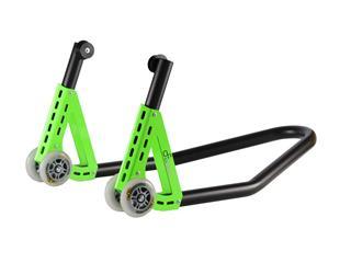Béquille arrière LIGHTECH support pions vert - 892901307