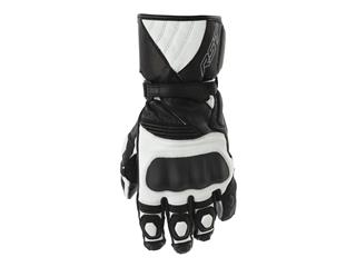 RST GT CE Leather Gloves White Size S