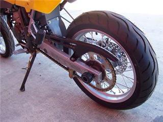 R&G RACING Swingarm Protection Black Husqvarna