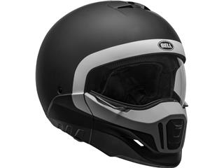 BELL Broozer Helm Cranium Matte Black/White Maat M L - 8582603a-1979-457f-9a64-89d9a14a3e84