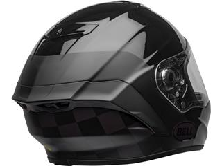 BELL Star DLX Mips Helmet Lux Checkers Matte/Gloss Black/Root Beer Size S - 858d0ff4-dfea-4eba-9807-333bc73a3244