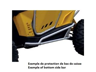 Protection de bas de caisse ART Can Am Maverick