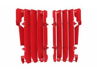 Cache radiateur POLISPORT rouge Beta - 783456RD