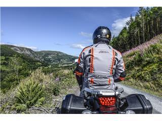 Pantalon RST Pro Series Paragon V textile gris/rouge fluo taille 4XL homme - 85f9b326-c0aa-41eb-b256-f437a67ac6e6