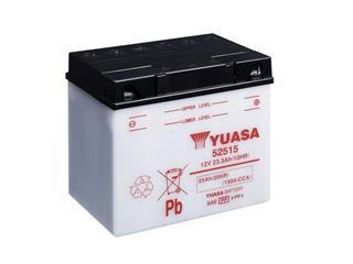 Batterie YUASA 52515 conventionnelle - 3252515