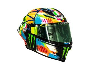 Hjälm AGV Pista GP R - Rossi Winter Test 2019 (S) - 800001109068