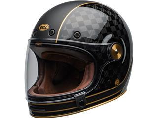 BELL Bullitt Carbon Helm RSD Check-It Matte/Gloss Black Größe XXL