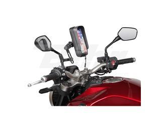 Soporte al retrovisor + funda para Smartphone 6'' - 8656d0c7-b3cf-4d71-9988-25d7cca49e1a
