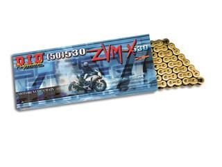 KETTE 530 ZVM-X GOLD DID 110 GLIEDER