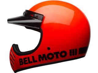 Casque BELL Moto-3 Classic Neon Orange taille M - 86c8dac3-accb-46d8-8fd0-d1fa191266d8