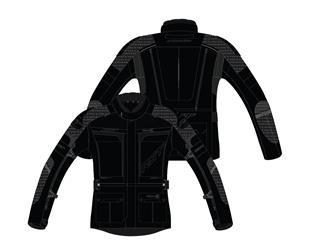 Chaqueta Textil (Hombre) RST ADVENTURE-X Negro , Talla 58/2XL - 814000530172
