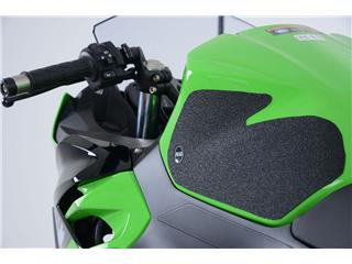 R&G RACING Tank Traction Pad 2 Pieces Clear Kawasaki Ninja 400