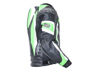 Veste RST Pro Series CPX-C cuir neon green taille S homme - 8778f6dd-811e-480a-b654-fcbe252625a4