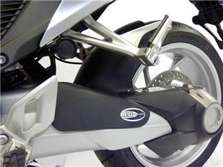 Black mudguard for R&GHonda VFR1200F