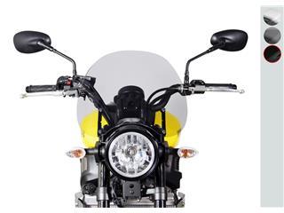 Bulle MRA Tourisme noir Yamaha XSR700