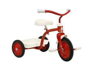 TRIKE CAVO FROM 2 YEAR/90CM RED