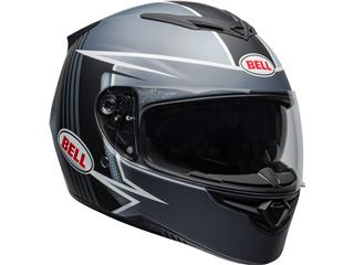 BELL RS-2 Helmet Swift Grey/Black/White Size XL - 87b44b3a-1bce-47a1-bfa0-96eb8d9c754c