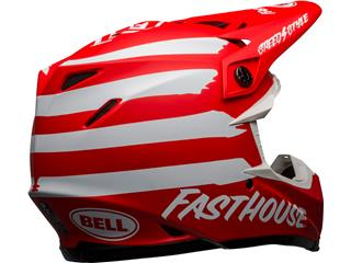 Casque BELL Moto-9 Mips Signia Matte Red/White taille S - 87bd3cb4-30cf-4302-81b9-6cce0007444a