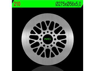 NG 210 Brake Disc Round Fix Suzuki VS1400GL Intruder
