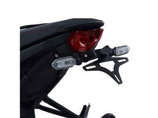 R&G RACING License Plate Holder Black Honda CBR1000R - 4450699