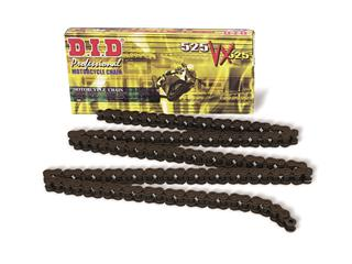 D.I.D 525 VX Transmission Chain Black/Black 100 Links