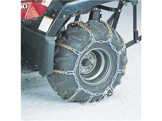 GRABBERZ Double Spaced Snow Chains 22X8-10 / 22X8-11
