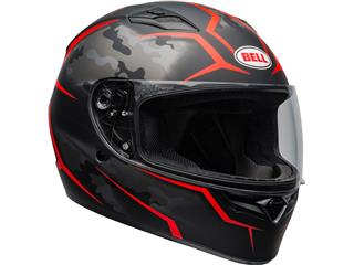 BELL Qualifier Helmet Stealth Camo Red Size S - 887810bd-dc39-4d9a-8804-661529302799