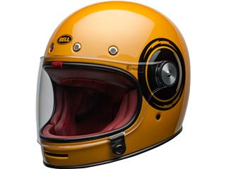 Casque BELL Bullitt DLX Bolt Gloss Yellow/Black taille XXL - 800000070572