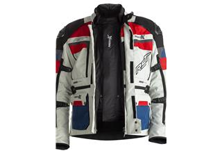 Veste RST Adventure-X Airbag CE textile Ice/Blue/Red taille L homme - 88b07e15-e2df-4ea4-9689-56031fa725f6