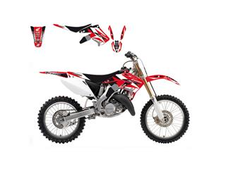 Kit déco complet BLACKBIRD Dream Graphic 3 Honda CR125/250R - 78177172