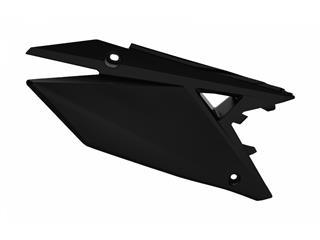Plaques latérales POLISPORT noir Suzuki RM-Z450 - 785970BK