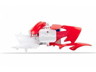 Kit plastique POLISPORT couleur origine Honda CRF50F