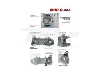 Cárter motor completo Malossi MHR C-one (m.YAMAHA) 5716654 - 88efaa05-c61a-4758-80cb-0489f6359d0f
