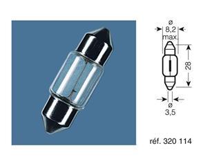 Ampoule OSRAM Navette Original Line 12V/3,5W culot SV7-8 10pcs - 892e9fef-a6f5-4236-81ea-1cb9064c1a16
