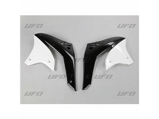 Ouïes de radiateur UFO blanc Kawasaki KX450F - 78233010