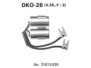 TOURMAX Condenser Kawasaki - 012707