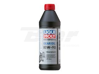 Bote 1L de aceite Liqui-Moly GEAR OIL 80W-90
