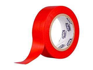 Ruban adhésif isolant HPX rouge 19mm x 10m - 89b5b0c1-a0ee-4bcf-85c1-0a940e550def
