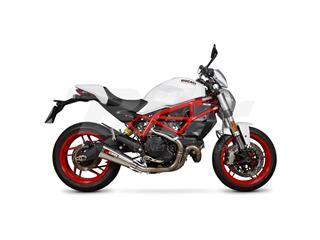 Escape Scorpion Serket Ducati Monster 797 Inox No homologado