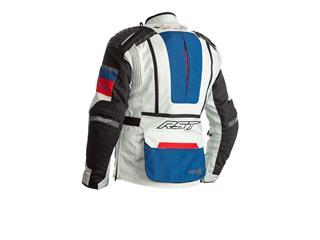 Chaqueta Textil (Hombre) RST ADVENTURE-X Azul/Rojo , Talla 50/S - 89d05907-3f1c-4de2-b6c2-5f4b83f995d7
