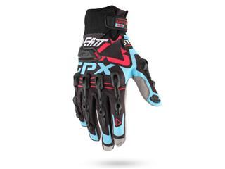 LEATT GPX 5.5 black/blue/red Windblock gloves s.S - 7