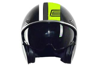 Casque ORIGINE Sirio Style lime mat taille L