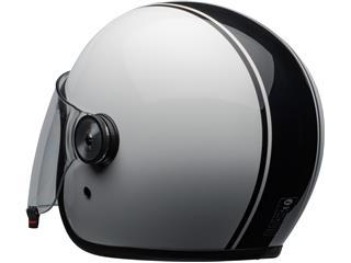 Casque BELL Riot Rapid Gloss White/Black taille L - 8a123e71-0dd7-40e4-b09b-bf4bdf391353