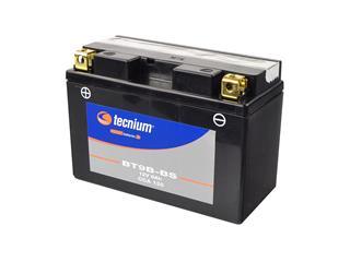 Batterie TECNIUM BT9B-BS sans entretien livrée avec pack acide