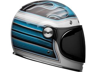 Casque BELL Bullitt DLX SE Baracuda Gloss White/Red/Blue taille M - 8a24212a-2fe8-4ef2-b2bf-780b58801537